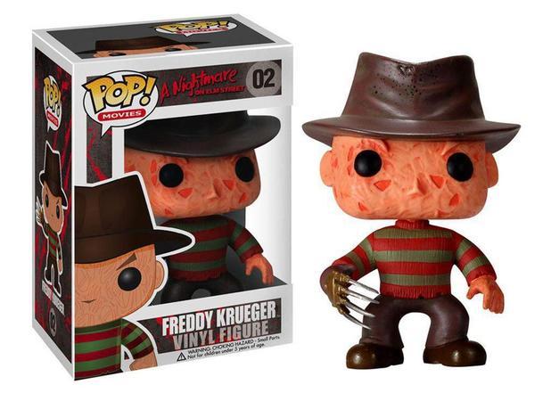 Funko POP -  Freddy Krueger - #02