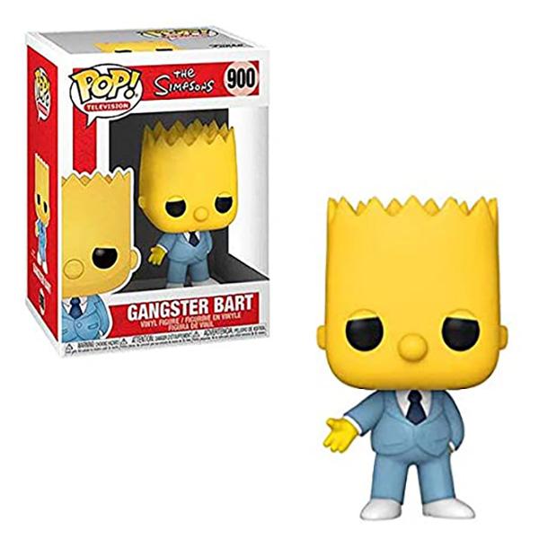 Funko POP -  Gangster Bart - Simpsons #900