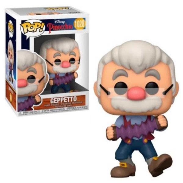 Funko POP -  Geppetto - #1028