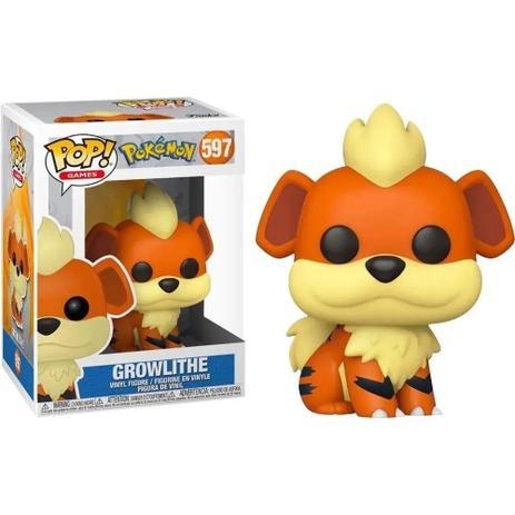 Funko POP -  Growlithe - Pokémon #597