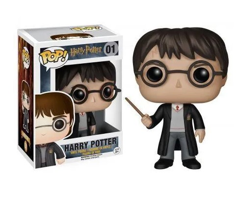 Funko POP - Harry Potter #01