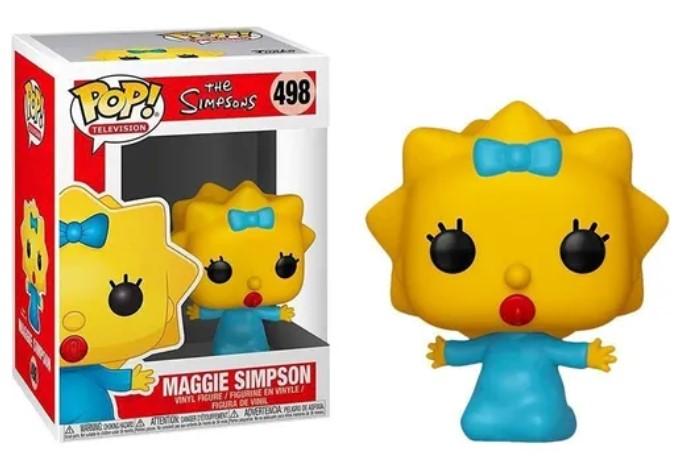 Funko POP -  Maggie Simpson - Simpsons #498