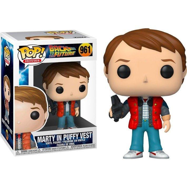 Funko POP -  Marty Mcfly - Back to the Future - #961