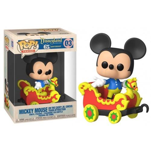 Funko POP - Mickey on the casey Jr. Circus Train #03