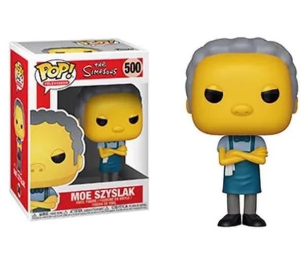 Funko POP -  Moe Szyslak - Simpsons #500