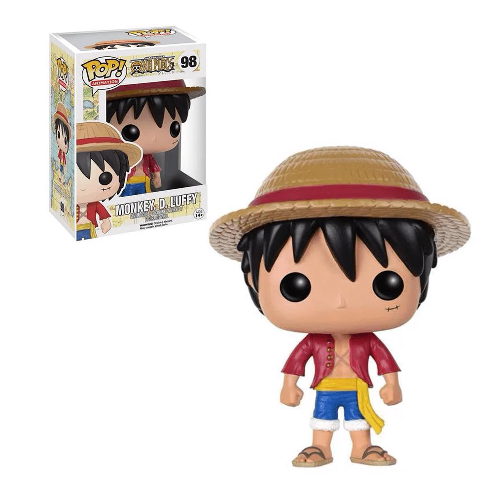 Funko POP -  Monkey D. Luffy - One Piece #98