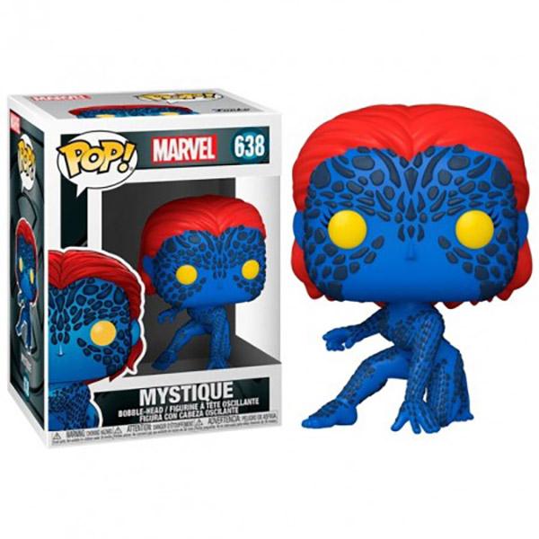 Funko POP -  Mystique - Marvel X-Men #638