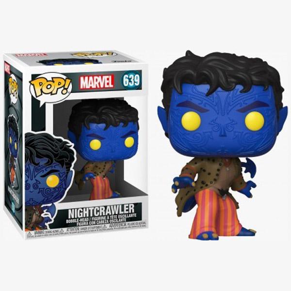 Funko POP -  Nightcrawler - Marvel X-Men #639