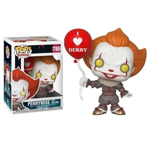 Funko POP -  Pennywise with Balloon - IT - #91