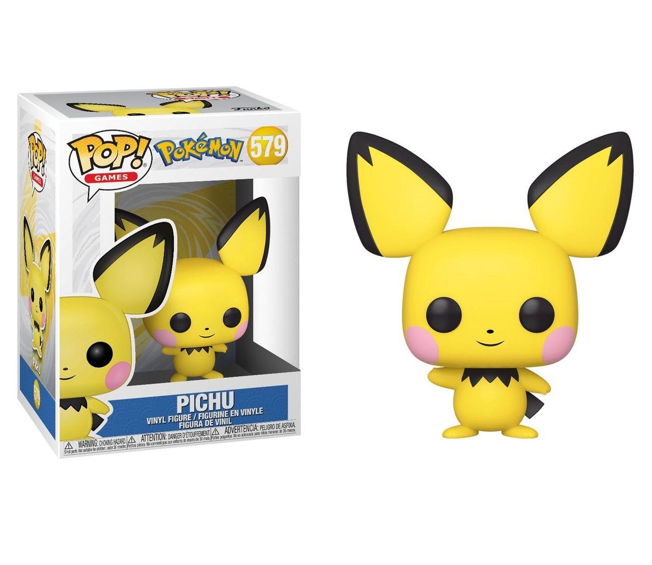 Funko POP -  Pichu - Pokémon #579