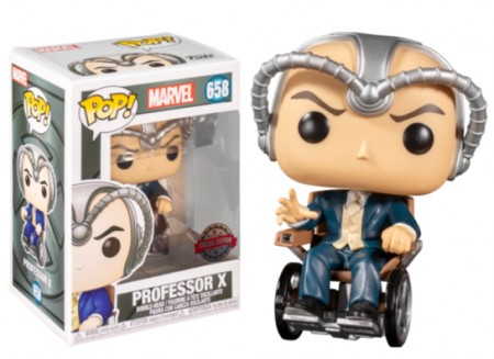 Funko POP -  Professor X - Marvel X-Men #658