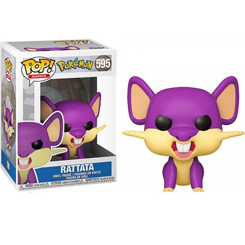 Funko POP -  Ratata - Pokémon #595