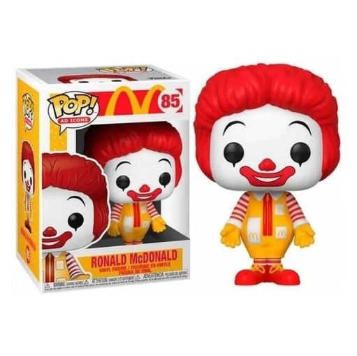 Funko POP -  Ronald McDonald - #85