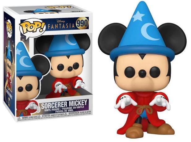 Funko POP - Sorcerer Mickey #990