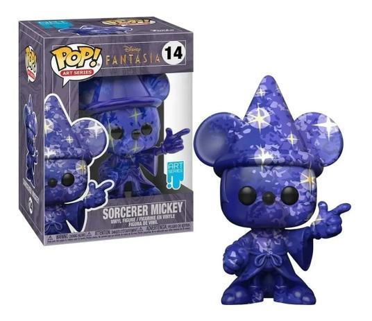 Funko POP - Sorcerer Mickey Fantasia  #14