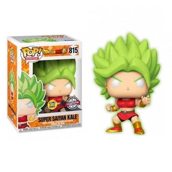 Funko POP -  Super Saiyan Kale - Dragon Ball #815