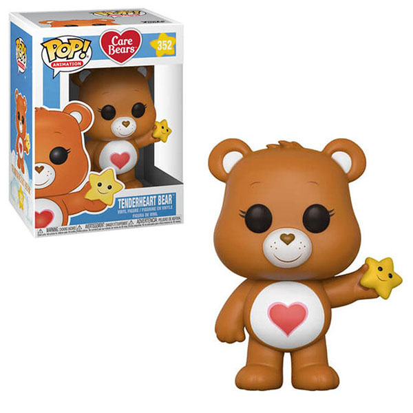 Funko POP -  Tenderheart Bear - Ursinhos Carinhosos - #352