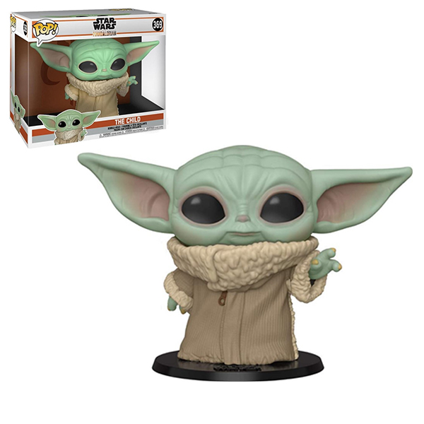 Funko POP -  The Child - Baby Yoda - 10