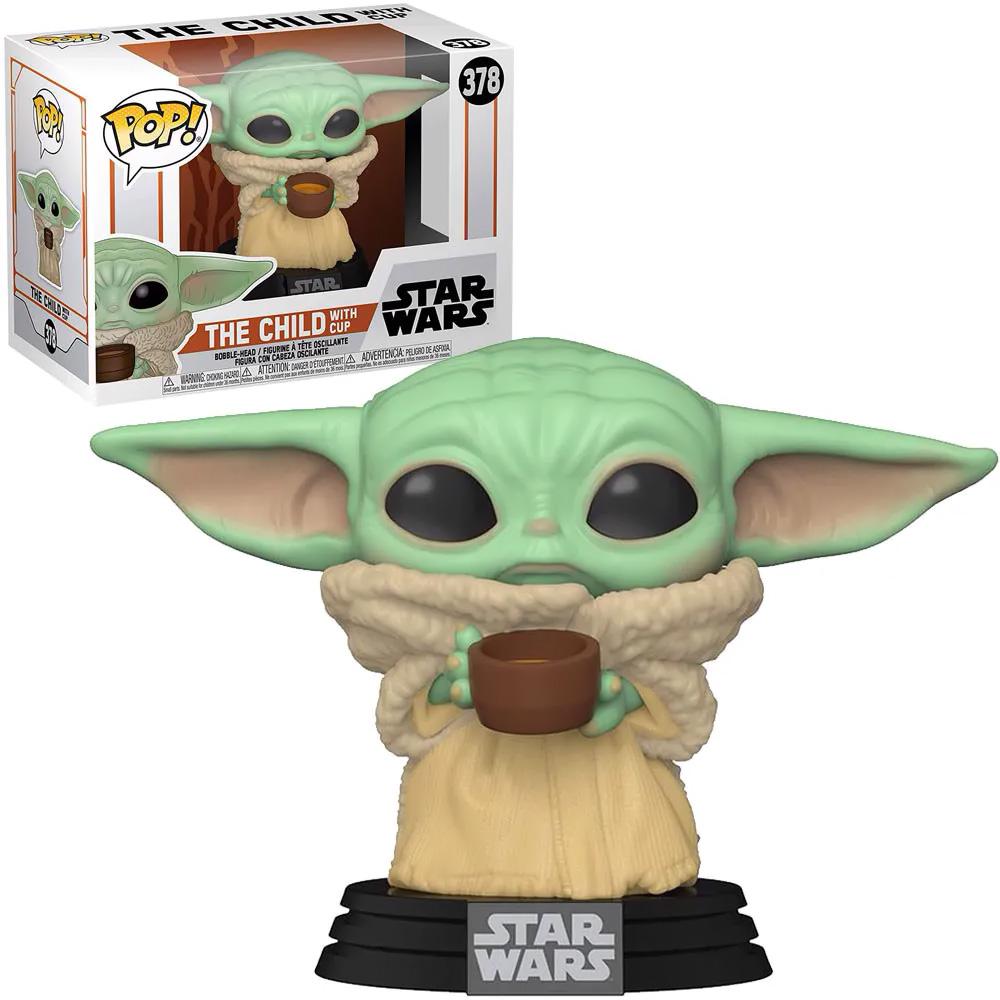 Funko POP - The Child - Baby Yoda - #378