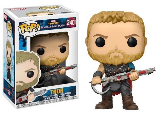 Funko POP Thor - Thor Ragnarok