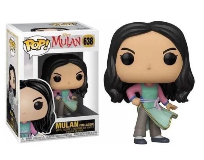 Funko POP - Villager Mulan #638