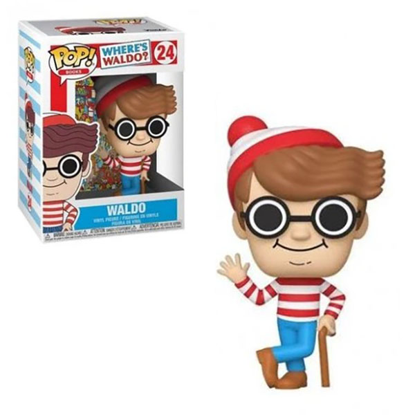 Funko POP -  Waldo - #24