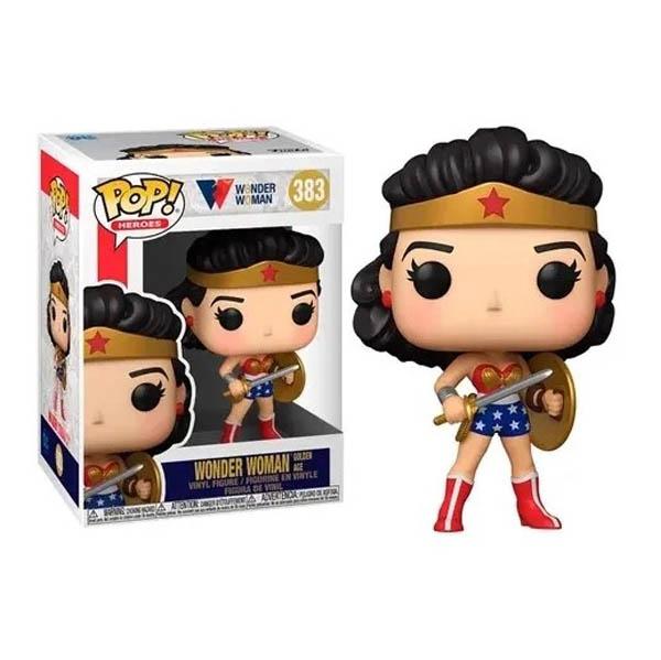 Funko POP - Wonder Woman Golden Age - #383