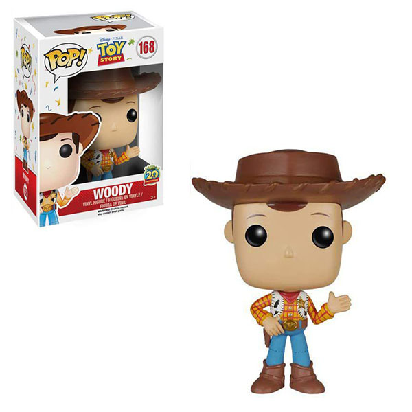 Funko POP - Woody  - #168