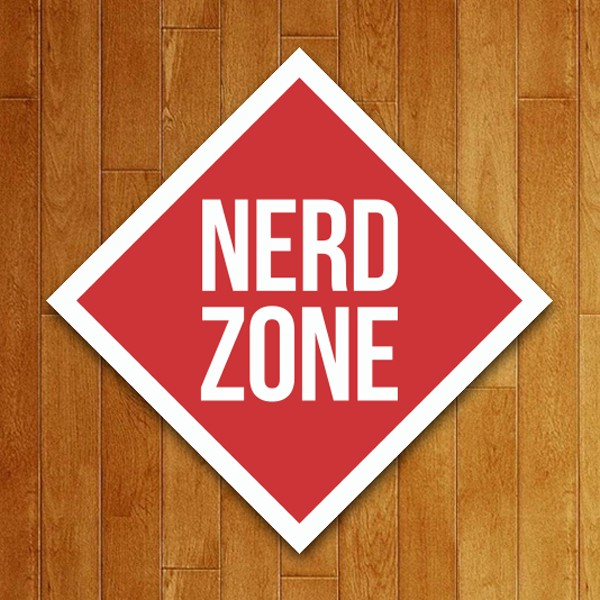 Placa Decorativa Nerd Zone (V2)