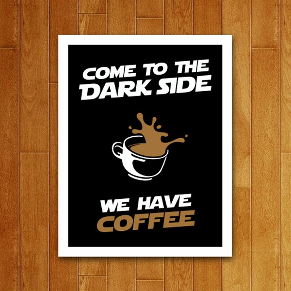 Placa Decorativa We Have Coffee