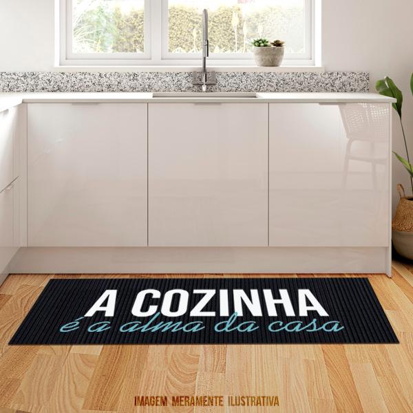 Tapete de cozinha - A cozinha é a alma da casa