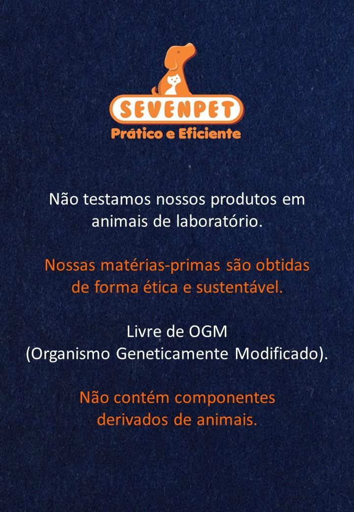COMBO SECA RÁPIDO e TIRA NÓS SevenPet - FRETE GRÁTIS SP