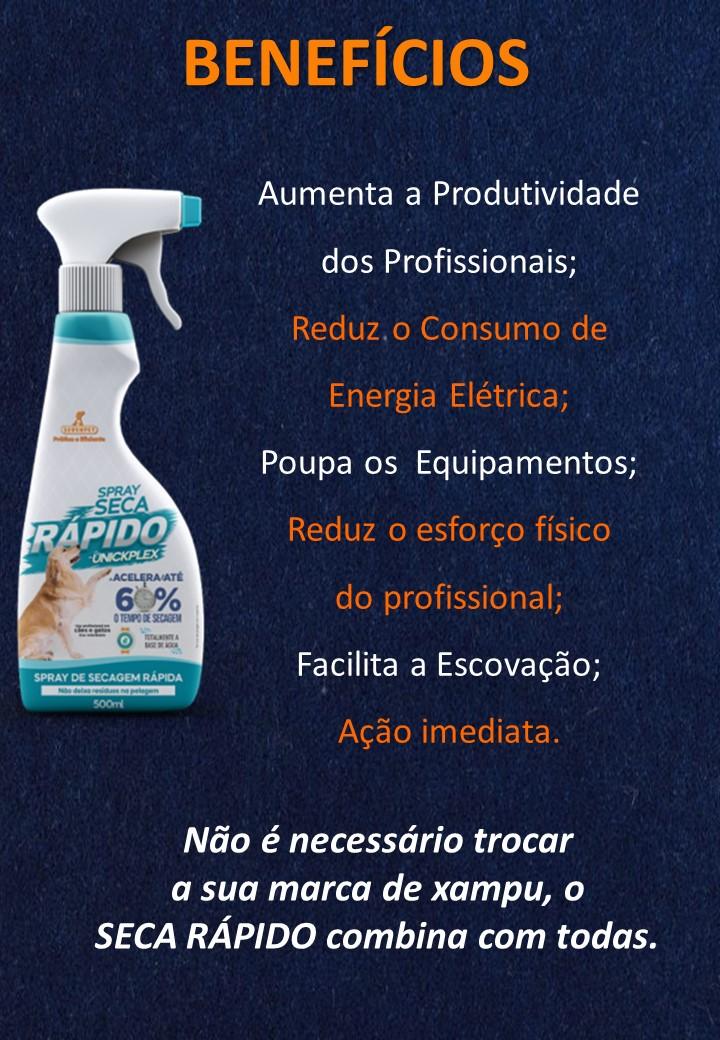 COMBO  Spray SECA RÁPIDO - 1 Litro
