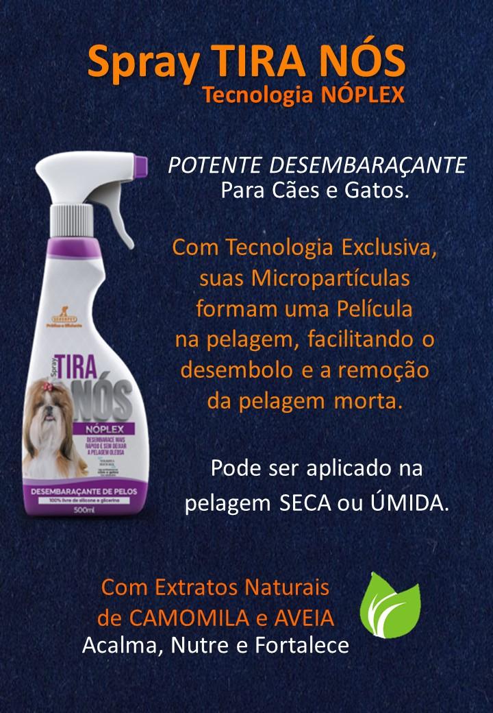 COMBO - Spray TIRA NÓS - 1 Litro