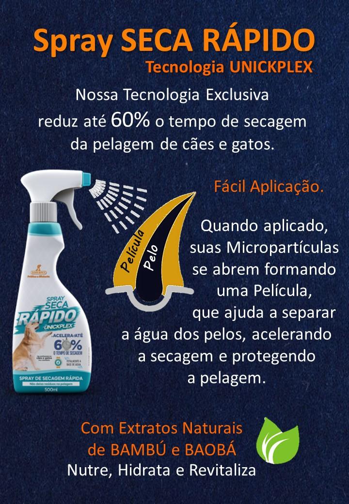 Spray SECA RÁPIDO - 500 ml