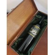 Caixa de Madeira + Hidromel
