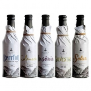 Kit Arven hidroméis - 5 garrafas