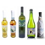 Kit hidroméis intensos - 5 garrafas