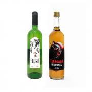 Kit  Hidromel Ferroada & Flora - Seco