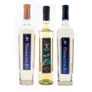 Kit Yggdrasill - Tradicionais e Dark Wood - 3 garrafas.