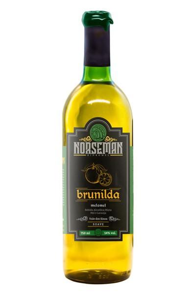 Hidromel Brunilda - Melomel Suave - Norseman