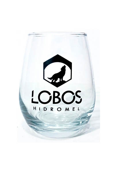 Copo Lobos Hidroméis - 450 ml