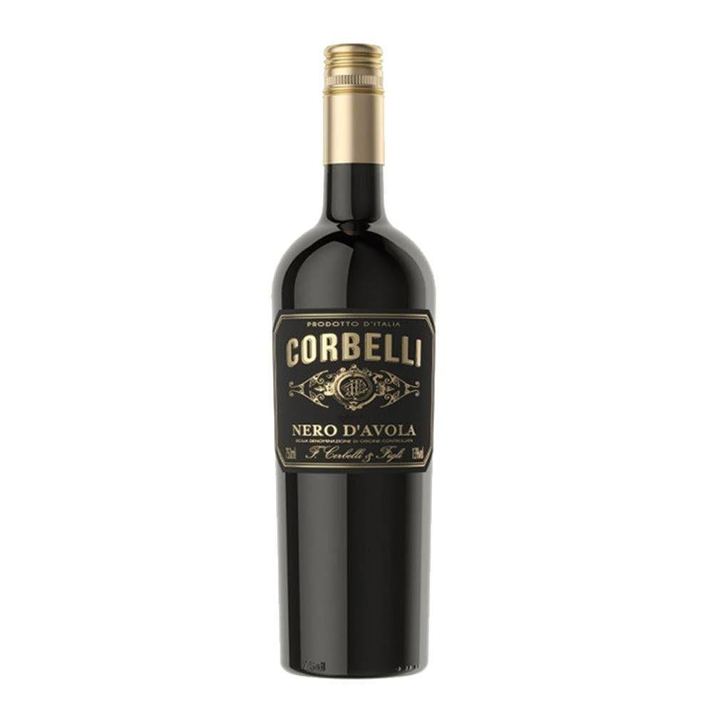 Corbelli Nero d'Avola DOC 2019