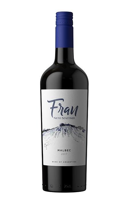Fran Nieto Senetiner Malbec 2018