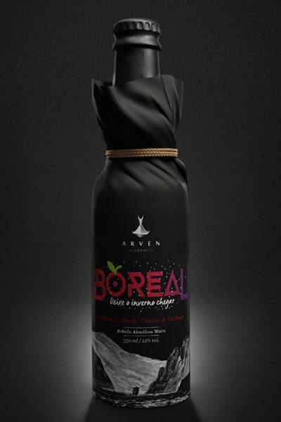 Hidromel Arven - Boreal - 355ml