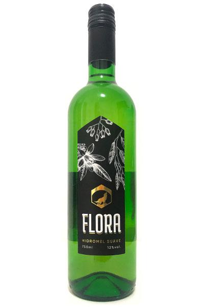 Hidromel Flora Suave - Lobos Hidroméis - 750ml