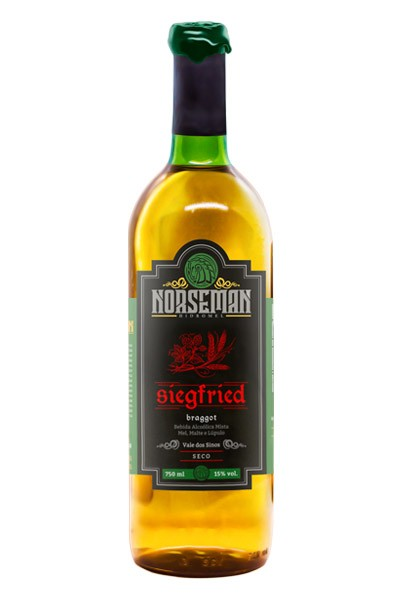 Hidromel Siegfried - Braggot Seco - Norseman
