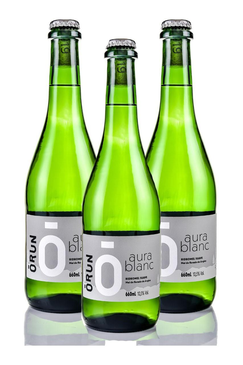 KIT Aura Blanc - Örun Mead - 3 garrafas