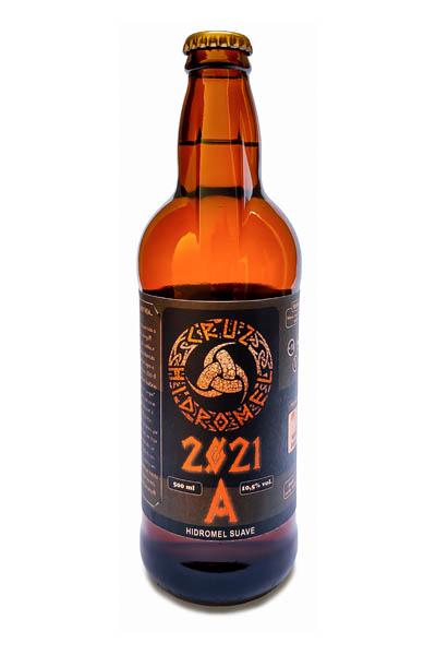 Kit Cruz Hidromel - 2 garrafas