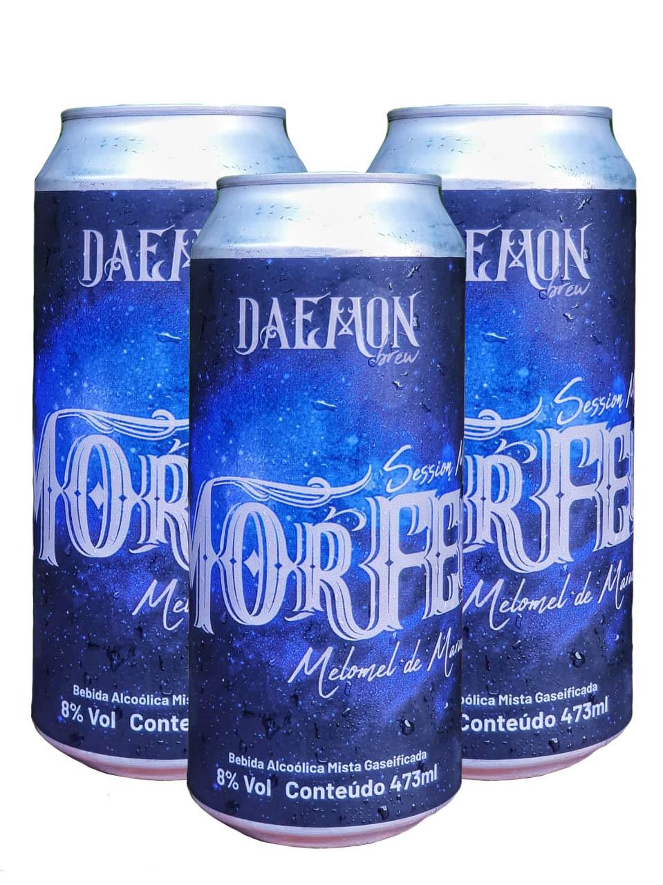 Kit Daemon Brew Morfeu - 3 latas